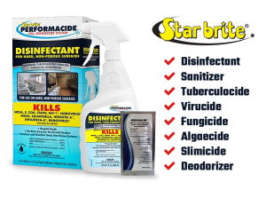 Star Brite Performance Disinfectant spray